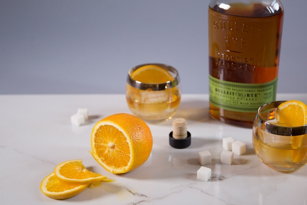 Drink: Bulleit Rye Old Fashioned