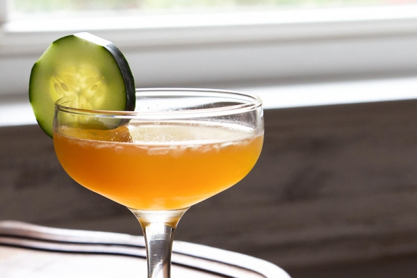 Drink: Cool Hand Cuke