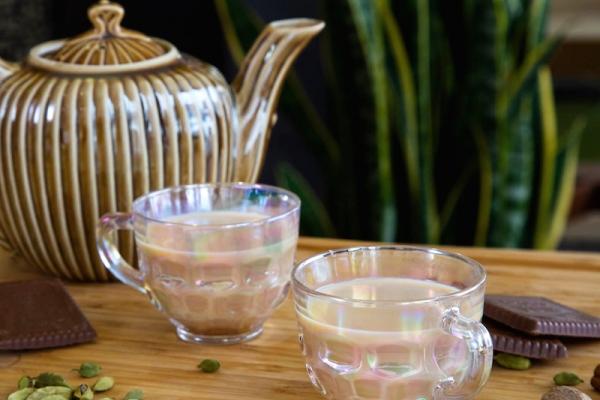Drink: Indian Masala Chai
