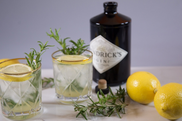 Episode: Rosemary Gin Fizz