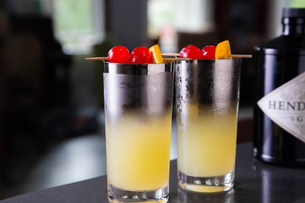 Drink: Tom Collins